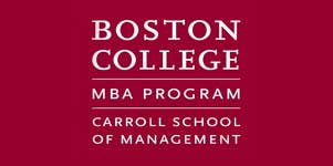 Boston:Carroll MBA Admission Essays Editing
