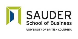 British Columbia:Sauder MBA Admission Essays Editing